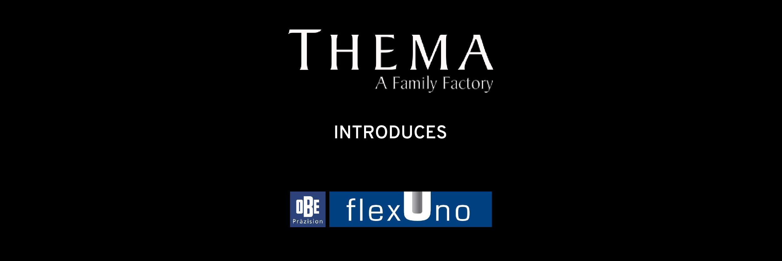 Thema: accordo con OBE per l'utilizzo della cerniera Flexuno