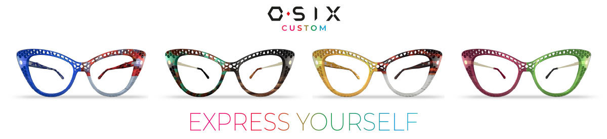 EXPRESS YOURSELF WITH OSIX CUSTOM